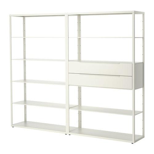 fj lkinge open kast met lades ikea. Black Bedroom Furniture Sets. Home Design Ideas
