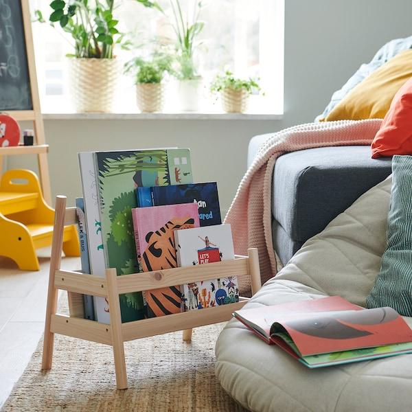 FLISAT boekenstandaard 49 cm 28 cm 41 cm 10 kg