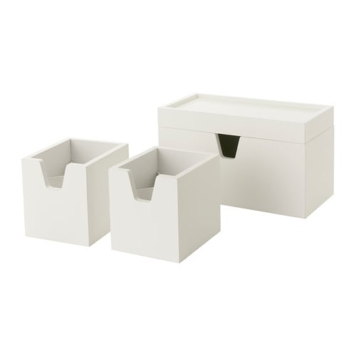 Ikea wandopbergers en keukenaccessoires online verkrijgbaar for Ikea accessoires bureau