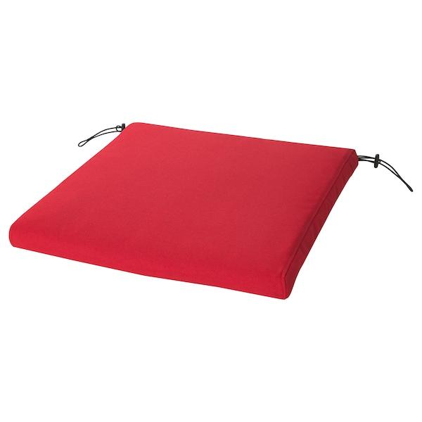 FRÖSÖN/DUVHOLMEN tuinkussen rood 50 cm 50 cm 5 cm