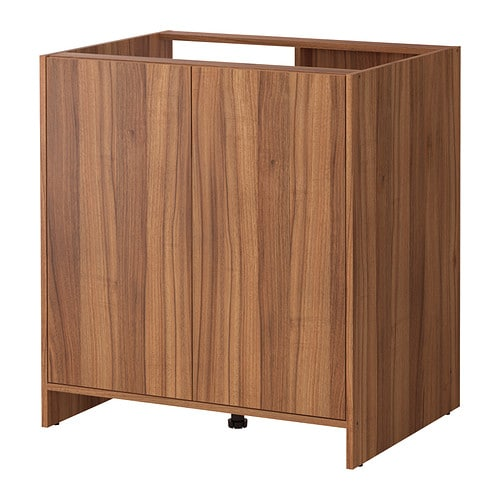 Fyndig Keuken Ikea : Brown IKEA Kitchen Cabinet Doors