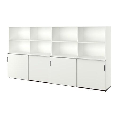 GALANT Opberger met schuifdeuren IKEA