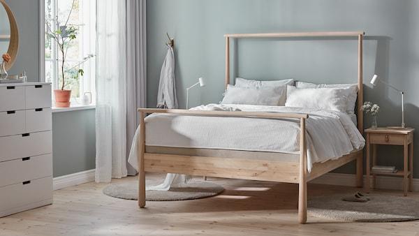 IKEA GJÖRA Bedframe