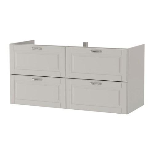 Onwijs GODMORGON Kast voor wastafel met 4 lades - IKEA EE-51