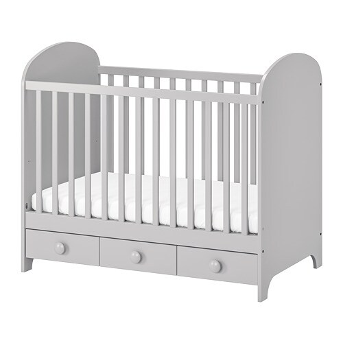 Baby Beistellbett Ikea : gonatt babybedje ikea ~ Watch28wear.com Haus und Dekorationen