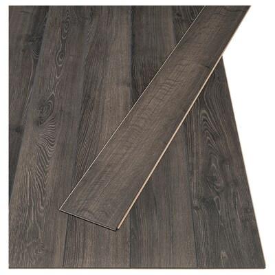 GRÄSMARK Laminaat, eikenpatroon/zwart antiekpatroon, 2.06 m²