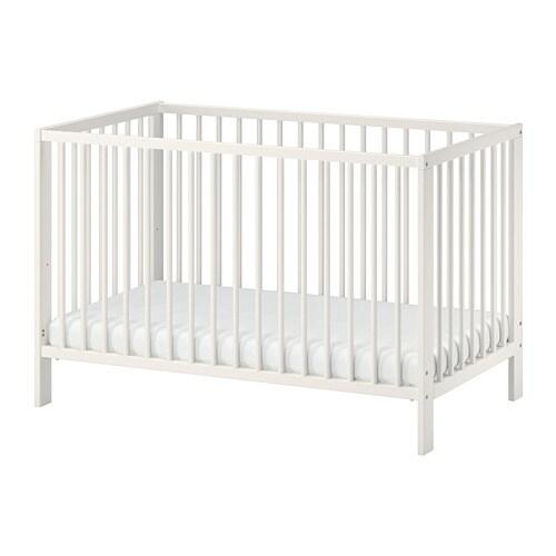 Wanneer Uit Ledikant.Gulliver Babybedje Ikea