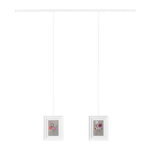 HAGHED Ophangrail voor schilderijen - IKEA