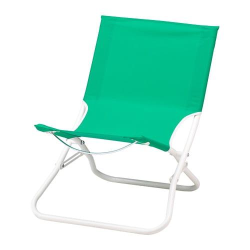 H m strandstoel ikea for Sillas para jugar a la play