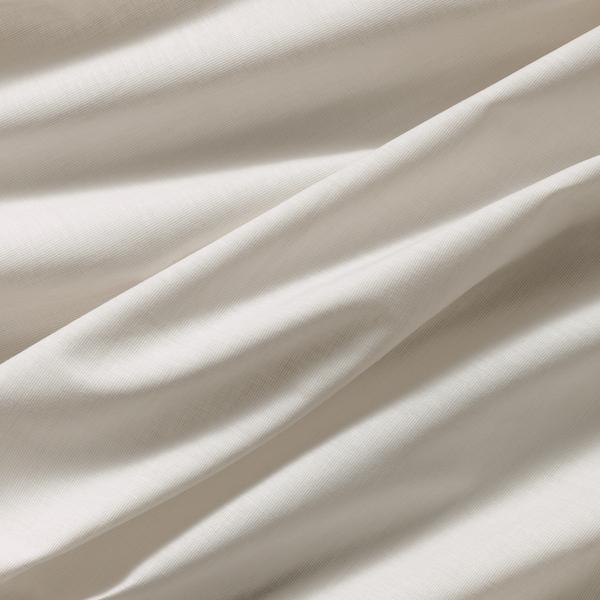HANNALILL Gordijnen, 1 paar, beige, 145x300 cm