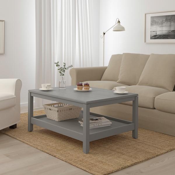 Salontafel Zweeds Design.Havsta Salontafel Grijs 100x75 Cm Ikea
