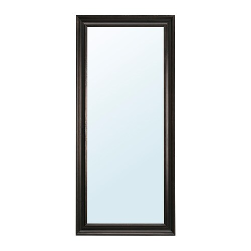 hemnes spiegel zwartbruin ikea. Black Bedroom Furniture Sets. Home Design Ideas