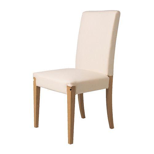 HENRIKSDAL Stoel onderstel IKEA Door de hoge rugleuning en zitting van ...