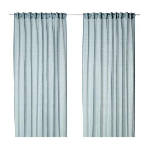 HILJA Gordijnen, 1 paar - IKEA