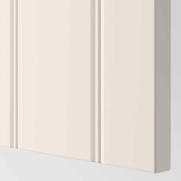 HITTARP Bedekkingspaneel, ecru, 62x240 cm