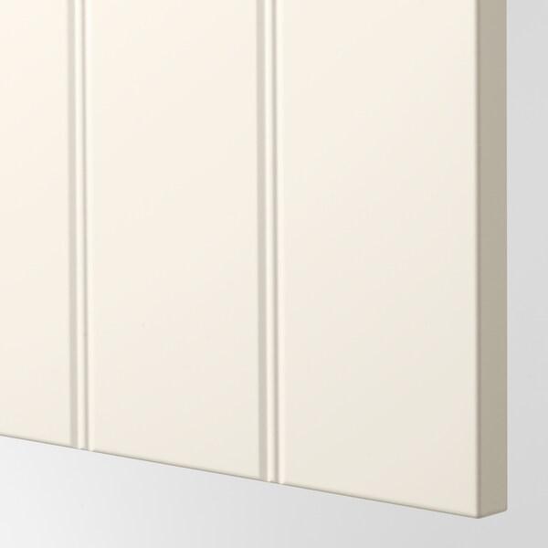 HITTARP deur ecru 59.7 cm 59.7 cm 1.8 cm