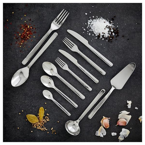 IKEA 365+ Bestek 56-delig, roestvrij staal