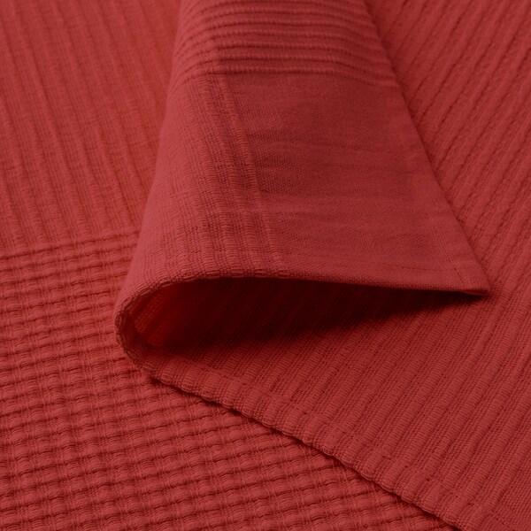 INDIRA Sprei, roodoranje, 150x250 cm