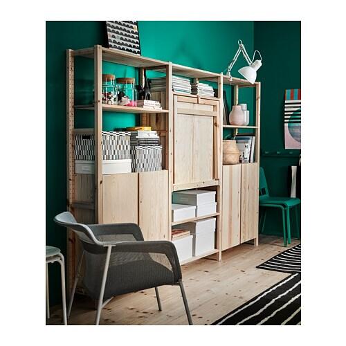 Garderobekast Stolmen Ikea.Ivar Kast 80x30x83 Cm Ikea