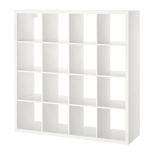 Handleiding Expedit Boekenkast.Kallax Open Kast Wit Ikea