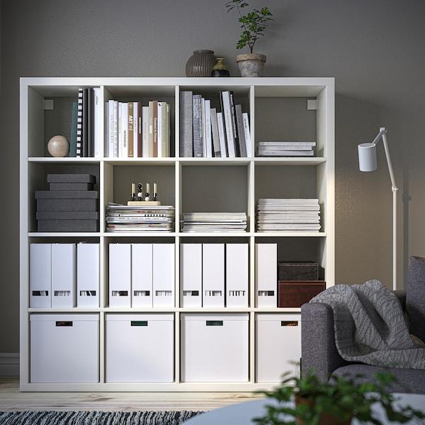 KALLAX Open kast, wit, 10x10 cm - IKEA