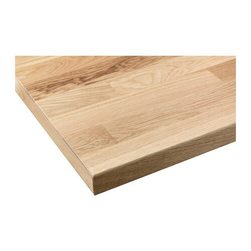 Werkblad Keuken Ikea : Solid Wood Countertops IKEA