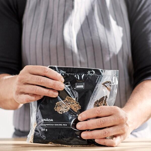 KNÅDA Broodmix knäckebröd, 250 g