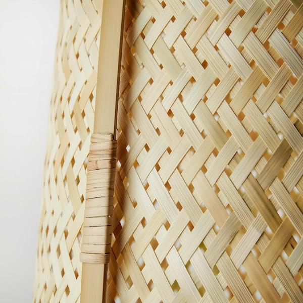 KNIXHULT Hanglamp, bamboe/handgemaakt