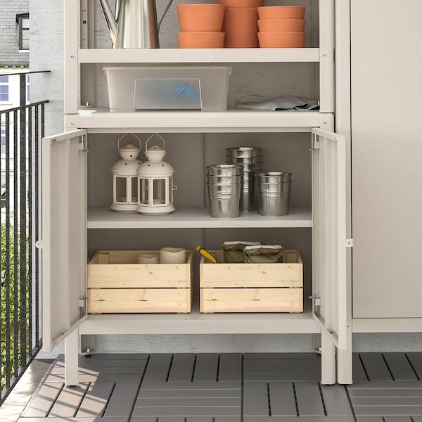 Kolbjorn Open Kast Met 2 Kasten Beige Koop Het Hier Ikea
