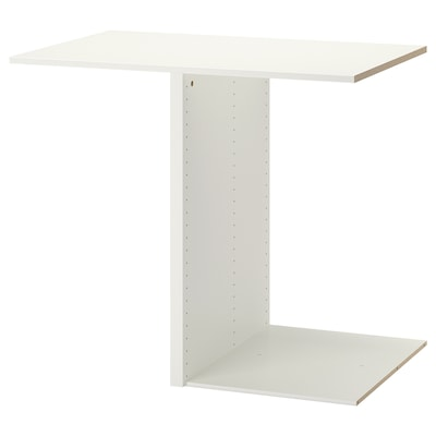 KOMPLEMENT Verdeler basiselementen, wit, 100x58 cm