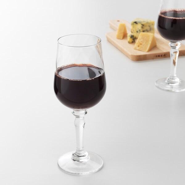 KONUNGSLIG wijnglas helder glas 33 cl