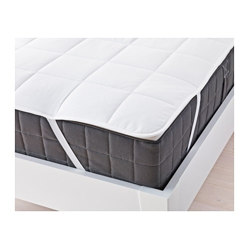 kungsmynta matrasbeschermer 160x200 cm ikea. Black Bedroom Furniture Sets. Home Design Ideas