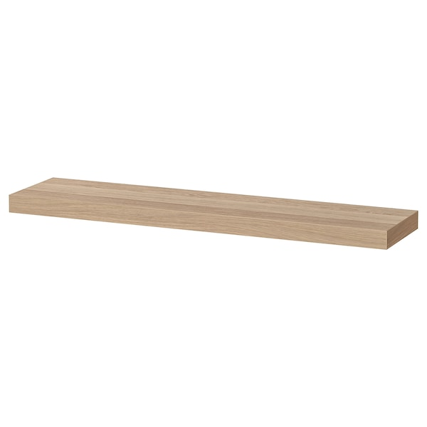 LACK Wandplank, wit, 110x26 cm IKEA