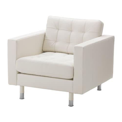 Slaapkamer Wit Hout : Landskrona Chair IKEA