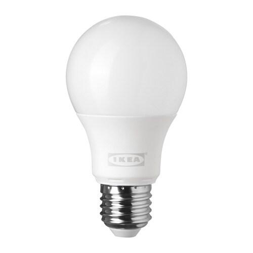Ledare Led Lamp E27 400 Lumen Ikea