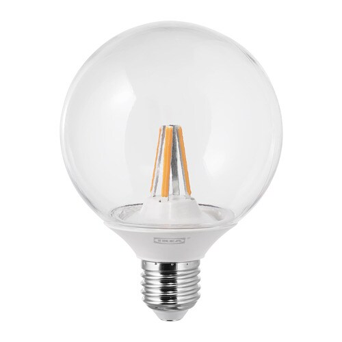 Fantastisk LEDARE Led-lamp E27 600 lumen - IKEA BE11