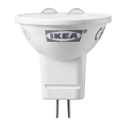 ledare led lamp gu4 90 lumen ikea. Black Bedroom Furniture Sets. Home Design Ideas