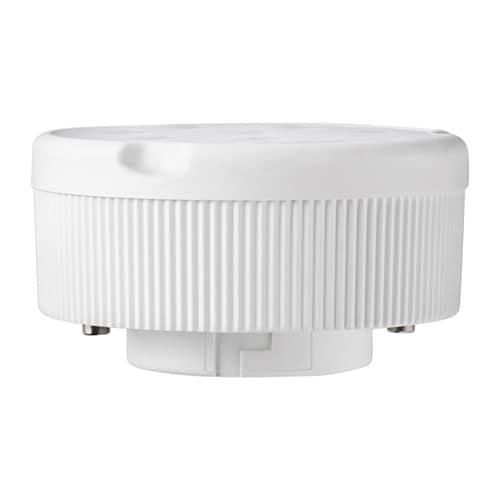 ledare led lamp gx53 600 lumen ikea. Black Bedroom Furniture Sets. Home Design Ideas