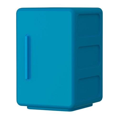 Lejen Kast Blauw 20x31 Cm Ikea