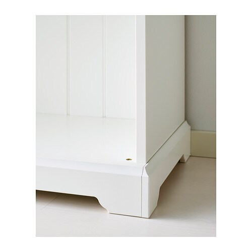 LIATORP Boekenkast - wit - IKEA
