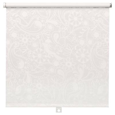 LISELOTT Rolgordijn, wit, 80x195 cm