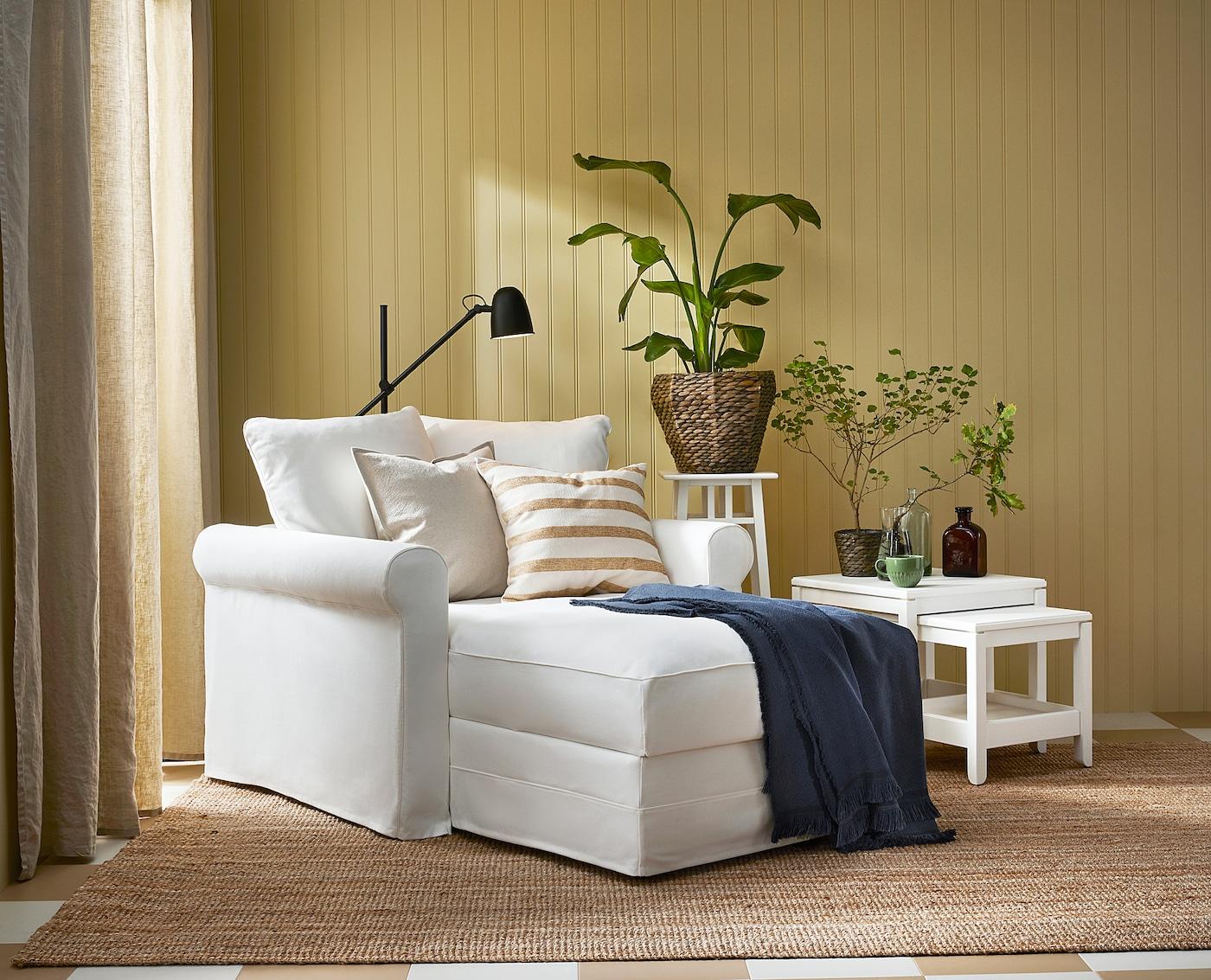 Ongebruikt LOHALS Vloerkleed, glad geweven, naturel, 160x230 cm - IKEA AC-46