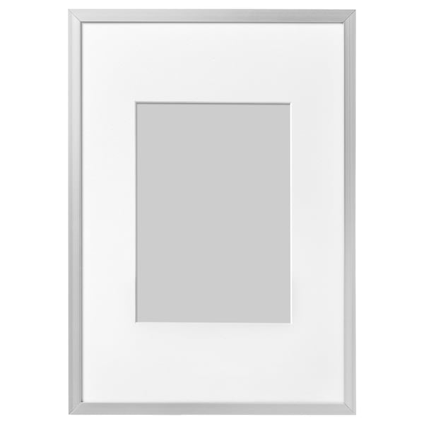 LOMVIKEN fotolijst aluminium 21 cm 30 cm 13 cm 18 cm 12 cm 17 cm 21.5 cm 30.5 cm