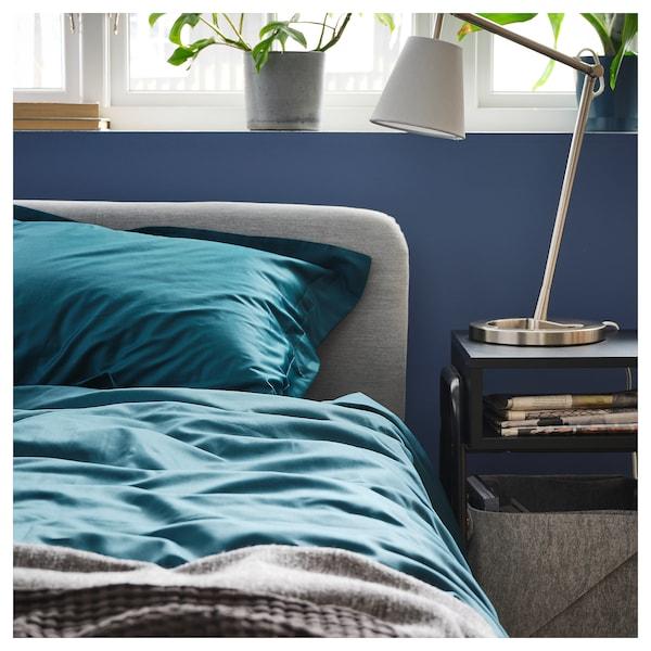 IKEA LUKTJASMIN Dekbedovertrek met 2 slopen