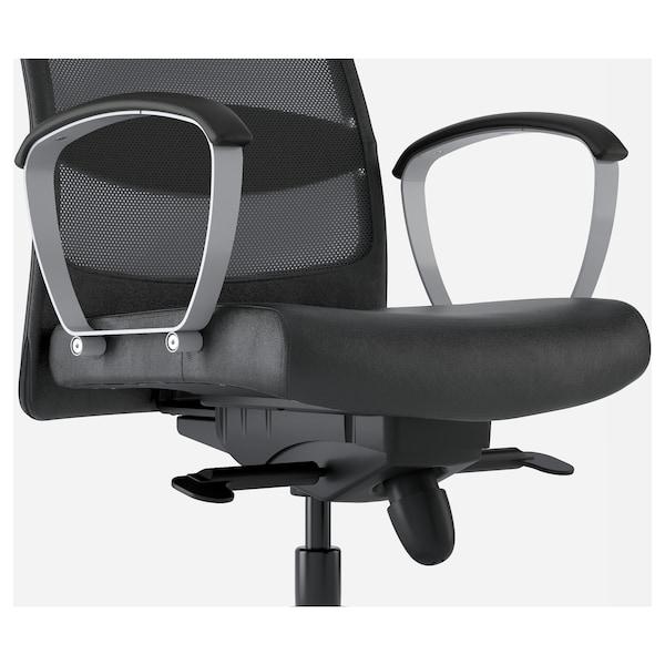 Excellent Bureaustoel Markus Glose Zwart Robust Zwart Pdpeps Interior Chair Design Pdpepsorg