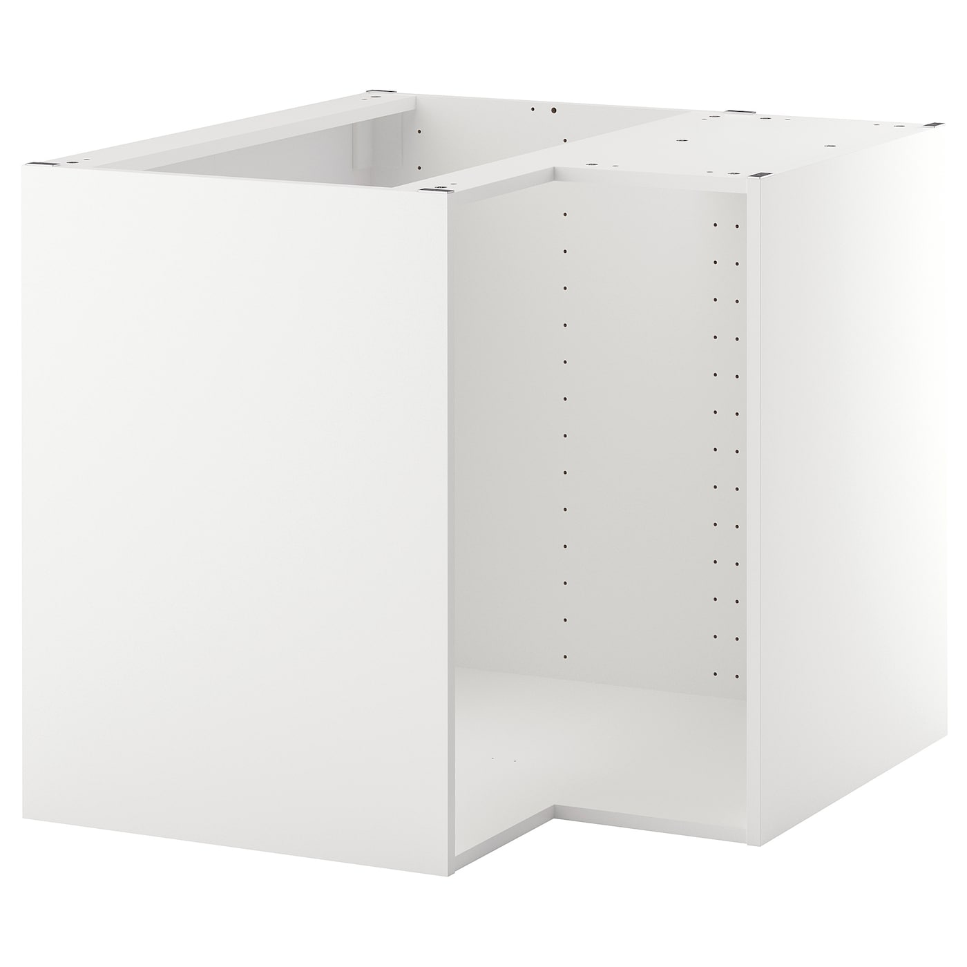Metod Basiselement Onderhoekkast Wit 88x88x80 Cm Ikea