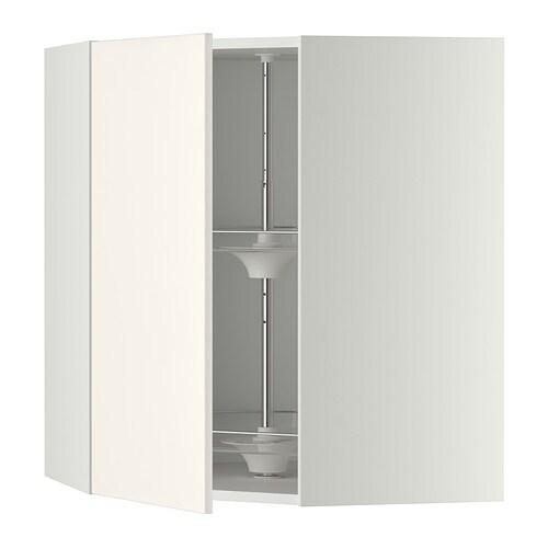 Keuken Carrousel Ikea : IKEA Kitchen Corner Wall Cabinet