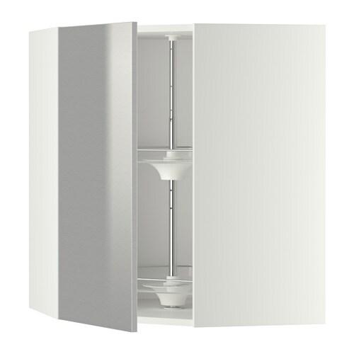 Carrousel Keuken Ikea : Stainless Steel Corner Wall Cabinets
