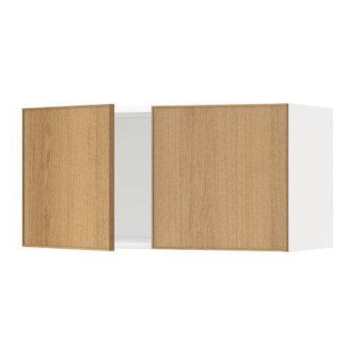 Keuken Zonder Bovenkast : White Oak Cabinet Doors with Frames