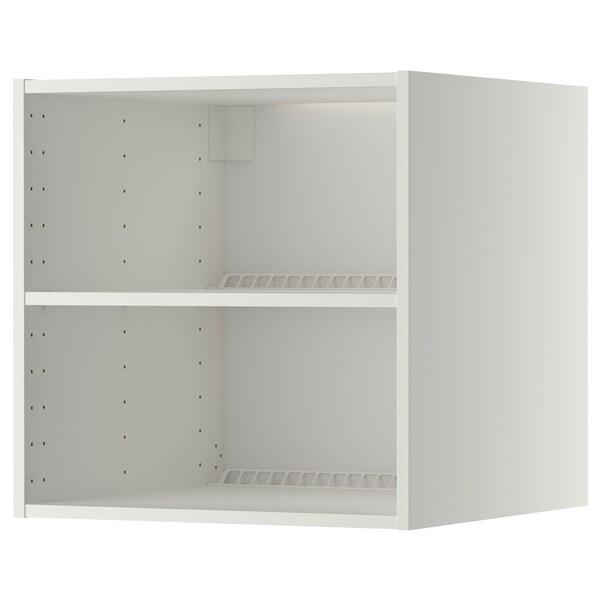 METOD Extra bovenkast koelkast/oven, wit, 60x60x60 cm